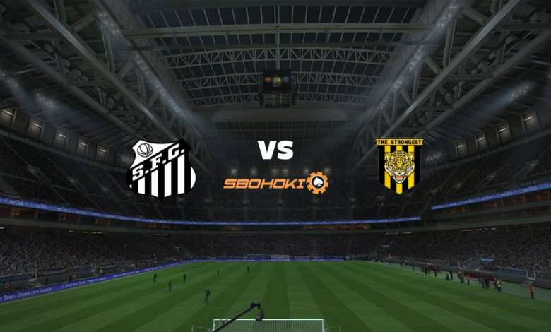 Live Streaming Santos vs The Strongest 4 Mei 2021 1
