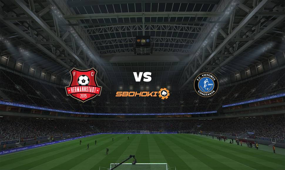 Live Streaming  Hermannstadt vs Viitorul Constanta 5 Mei 2021