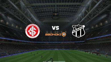 Live Streaming Internacional vs Ceará 20 Juni 2021 2