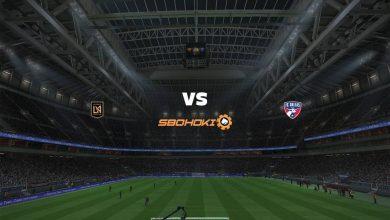 Live Streaming Los Angeles FC vs FC Dallas 24 Juni 2021 2