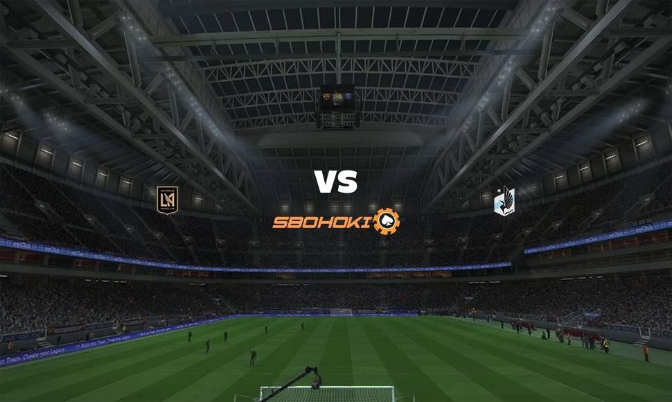 Live Streaming  Los Angeles FC vs Minnesota United FC 29 Juli 2021