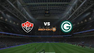 Live Streaming Vitória vs Goiás 4 Juli 2021 7