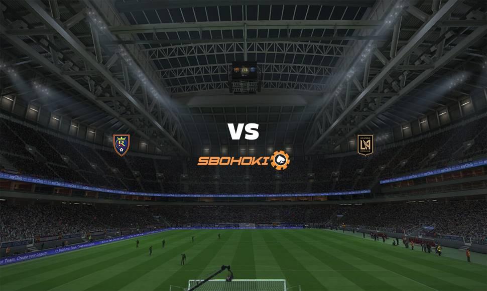 Live Streaming  Real Salt Lake vs Los Angeles FC 4 Juli 2021