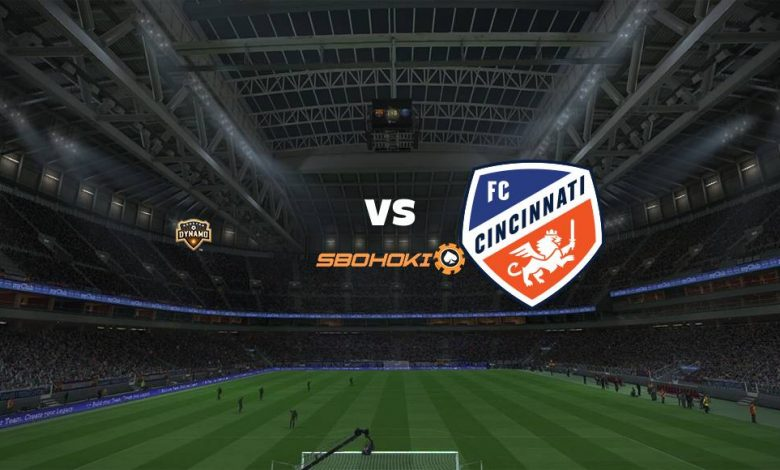 Live Streaming Houston Dynamo vs FC Cincinnati 4 Juli 2021 1