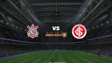Live Streaming Corinthians vs Internacional 4 Juli 2021 2