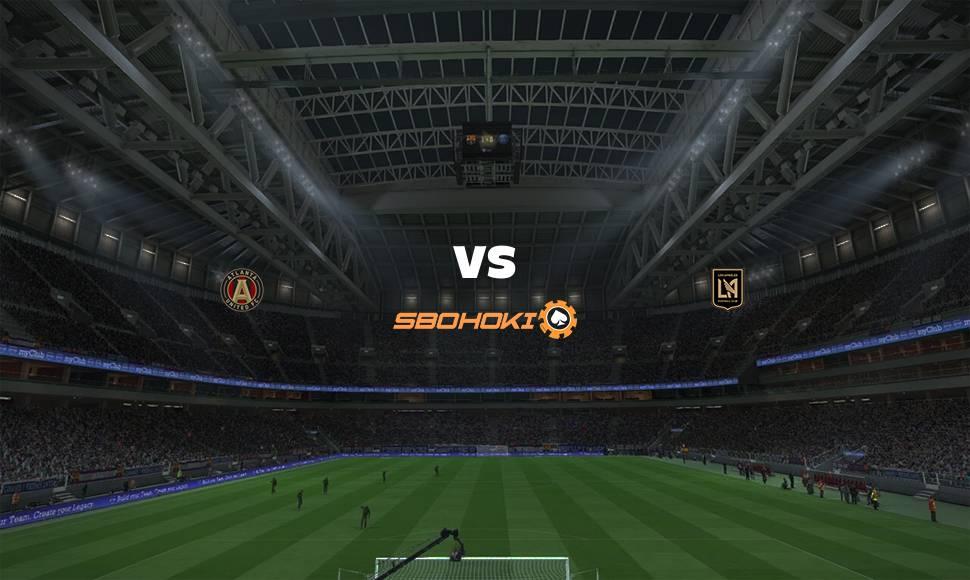 Live Streaming  Atlanta United FC vs Los Angeles FC 15 Agustus 2021