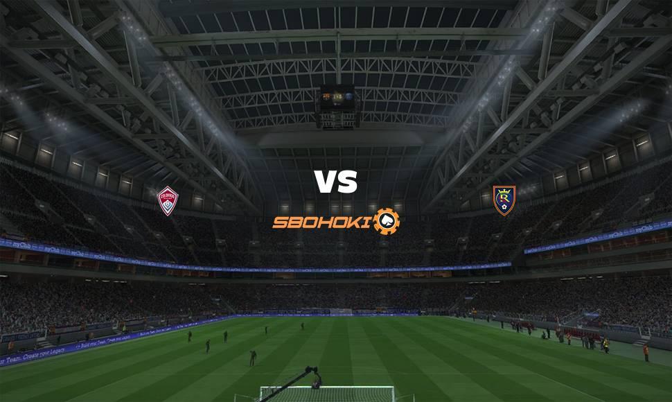 Live Streaming  Colorado Rapids vs Real Salt Lake 22 Agustus 2021