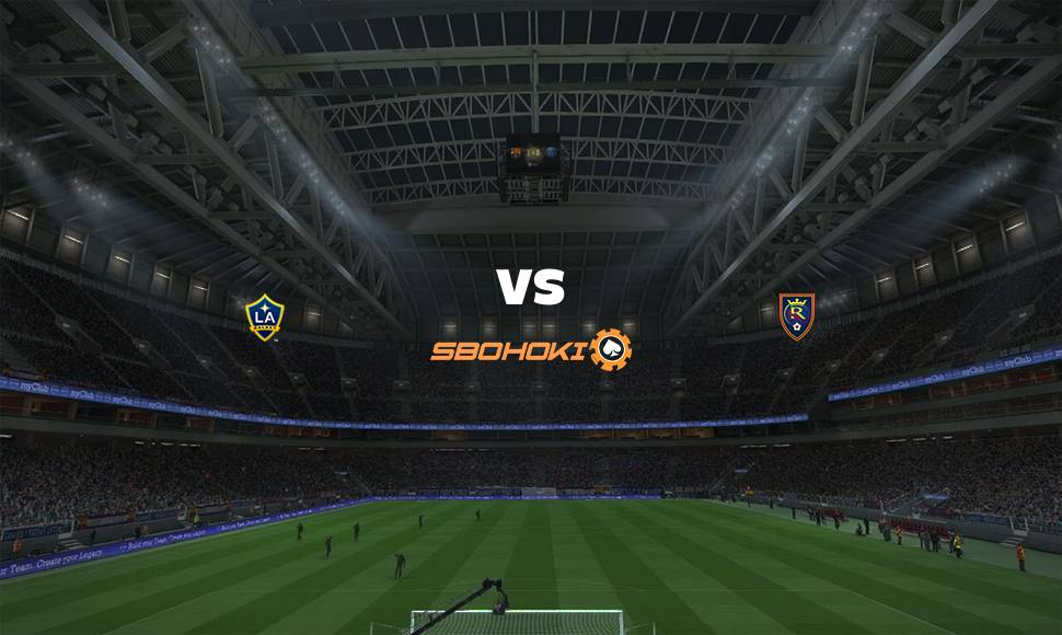Live Streaming  Los Angeles Galaxy vs Real Salt Lake 5 Agustus 2021