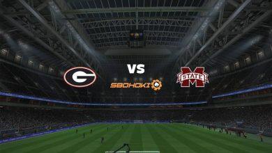 Live Streaming Georgia Bulldogs vs Mississippi State Bulldogs 23 September 2021 2
