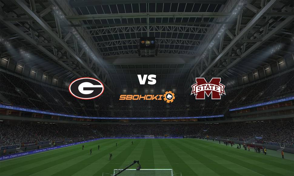 Live Streaming  Georgia Bulldogs vs Mississippi State Bulldogs 23 September 2021