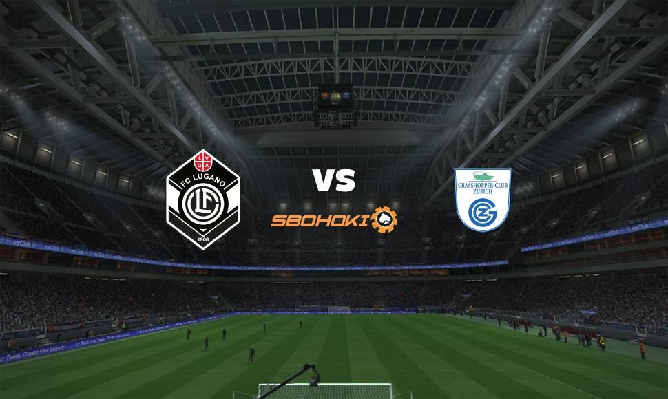 Live Streaming  FC Lugano vs Grasshoppers 23 September 2021