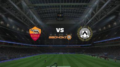 Live Streaming Roma vs Udinese 23 September 2021 7