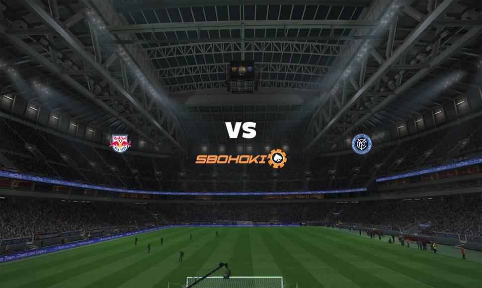 Live Streaming  New York Red Bulls vs New York City FC 23 September 2021