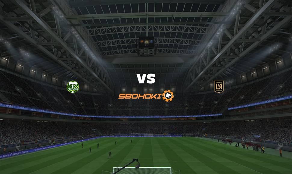 Live Streaming  Portland Timbers vs Los Angeles FC 19 September 2021