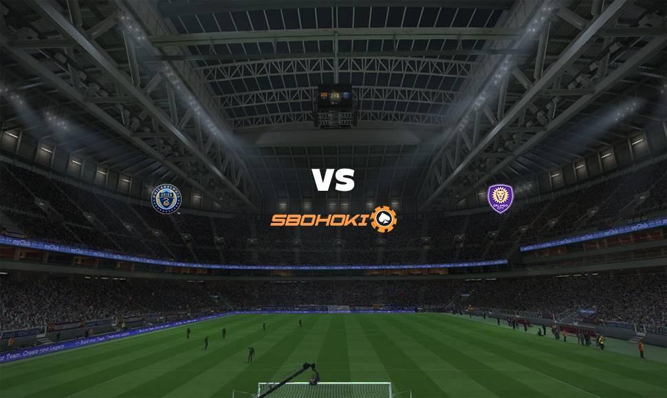 Live Streaming  Philadelphia Union vs Orlando City SC 19 September 2021