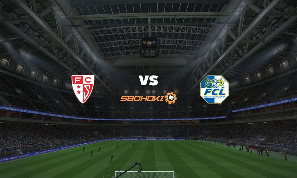Live Streaming  FC Sion vs FC Luzern 23 September 2021