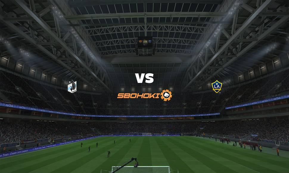 Live Streaming  Minnesota United FC vs Los Angeles Galaxy 19 September 2021
