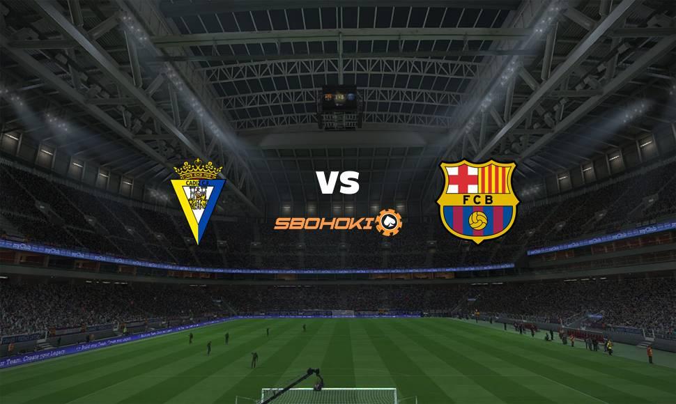 Live Streaming  Cádiz vs Barcelona 23 September 2021