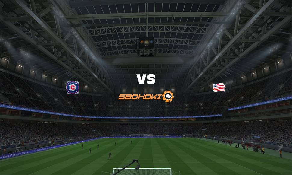 Live Streaming  Chicago Fire vs New England Revolution 23 September 2021