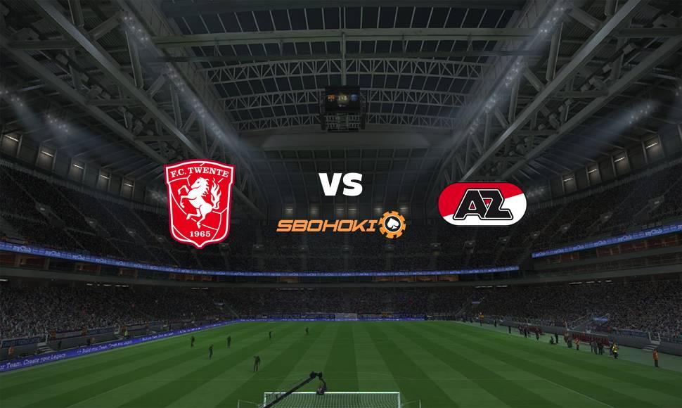 Live Streaming  FC Twente vs AZ Alkmaar 23 September 2021